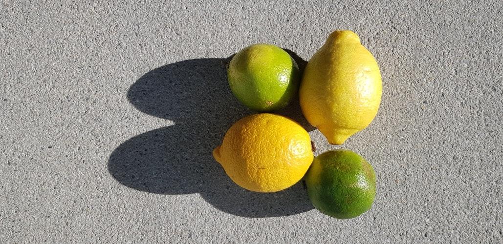 84%の男性の3割が柑橘系が好き