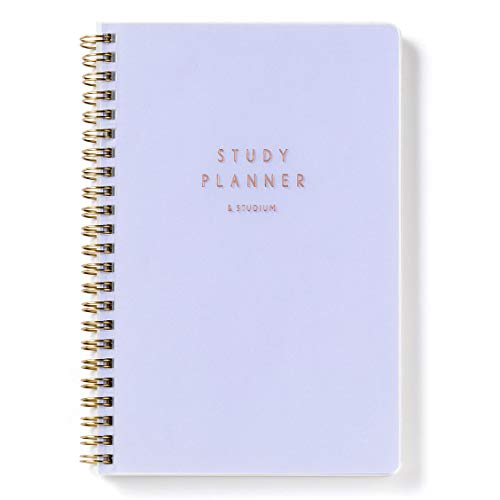 STUDY PLANNER DAILY blue