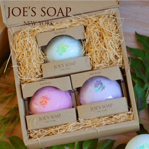 JOE'S SOAP 入浴剤 バスボム セット