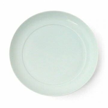 瑞々/まる皿 7寸 青白皿・プレート