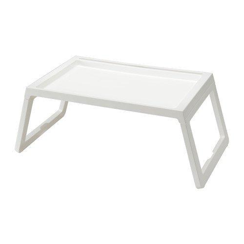 IKEA ベッドトレイ ホワイト