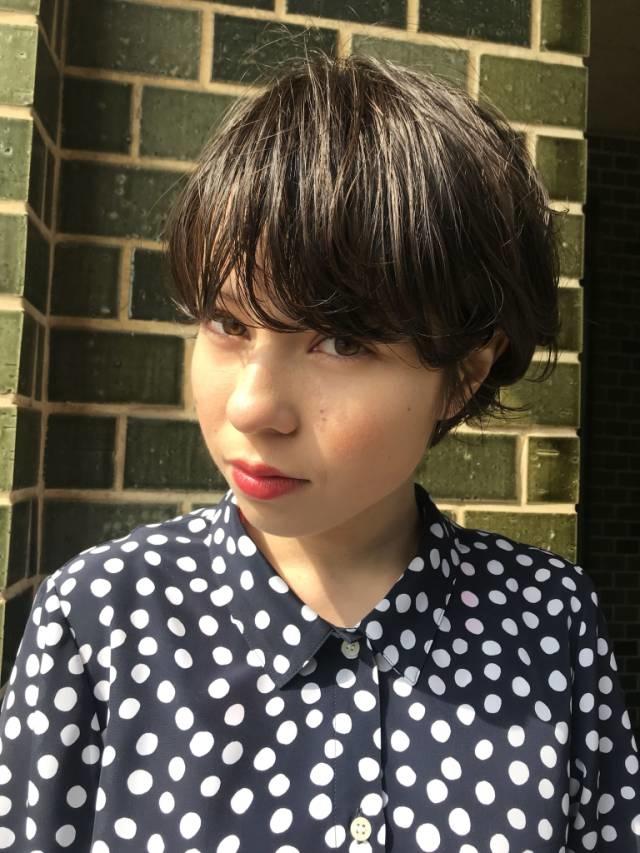 """""""小顔""""を叶える髪型16選。レングス・輪郭別におすすめスタイルをご紹介。"""
