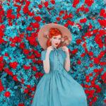 春はレトロに迎えたい。50's風ヴィンテージファッションでとびきりのレディに