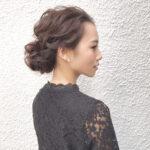 ロング×アップのヘアアレンジ集。簡単・お呼ばれ・浴衣に合うものまで習得しましょ