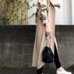 シンプルにまとめる大人コーデ16選。抜け感のある上品な着まわしを<春夏秋冬別>