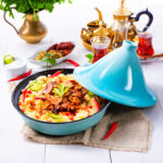 栄養を逃さない、旨味が凝縮されるって本当?簡単で美味しいタジン鍋レシピ