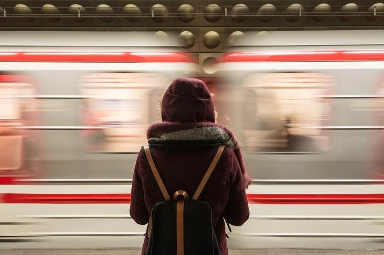帰りの電車、完全オフモードなので。疲れて帰っている時にちょっと意識したいコト