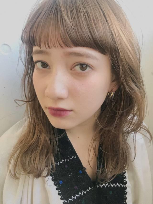 前髪あり or なし
