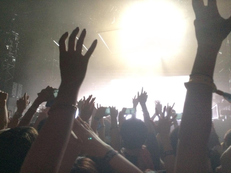ライブで輝く姿はとってもかっこいい