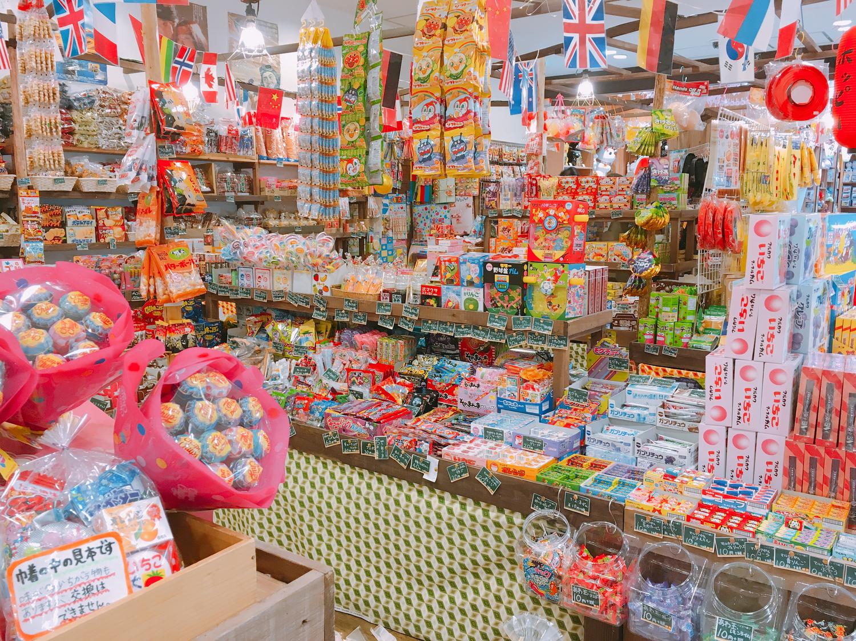 :お菓子パッケージ