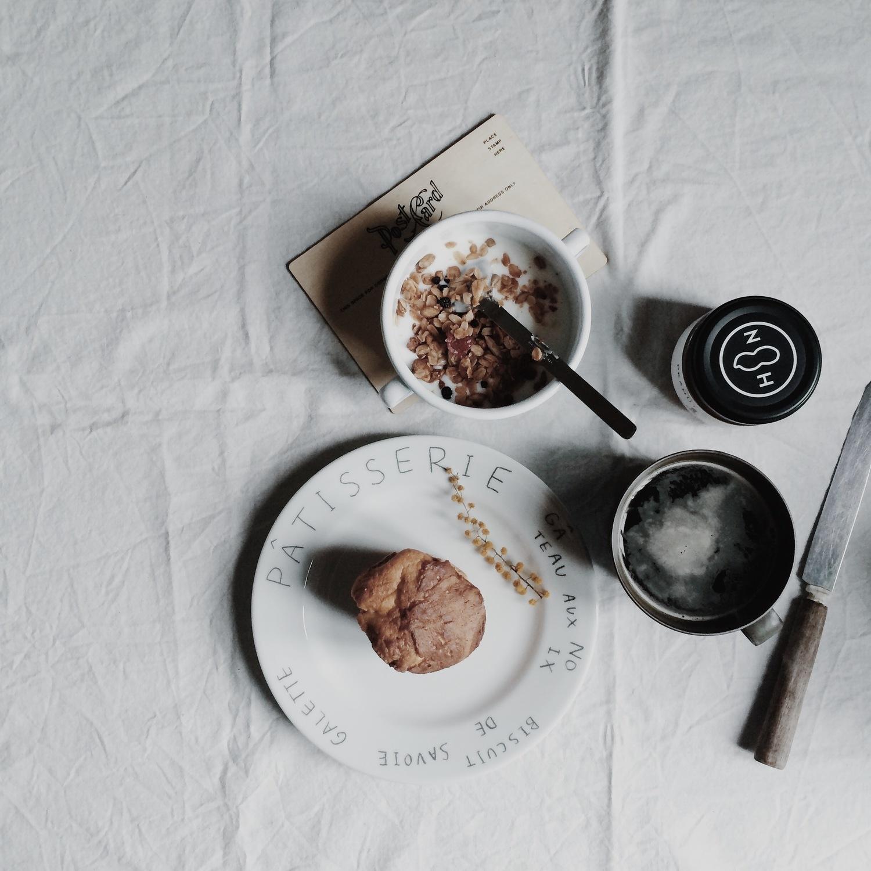 朝食でエネルギーを摂取