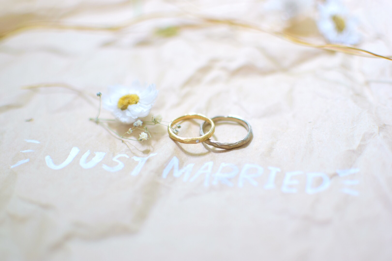 彼女の主張01:「結婚指輪にお金かけようよ」