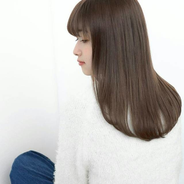 髪、綺麗だね