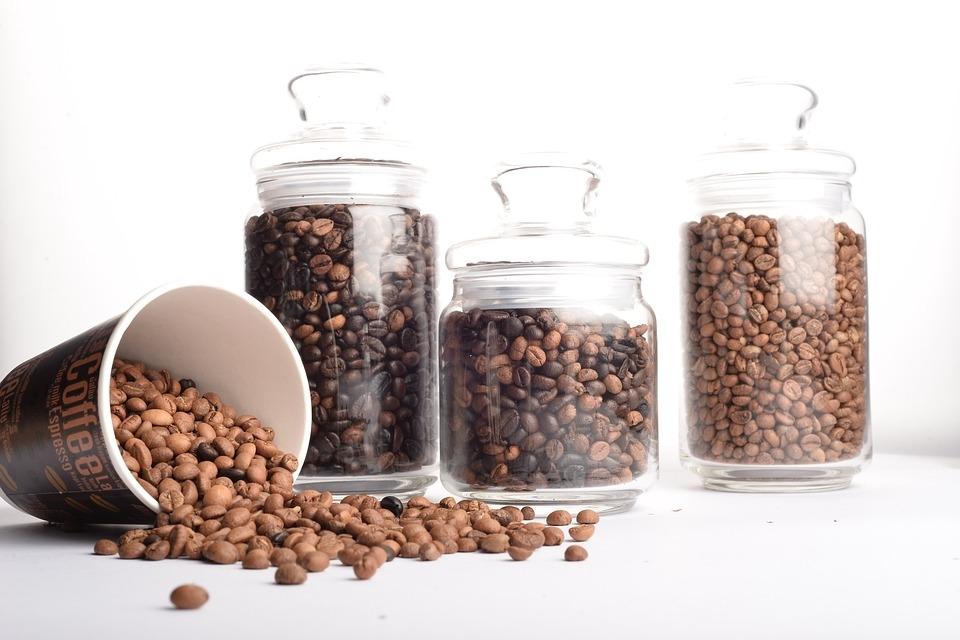 豆の保存は「密閉容器」