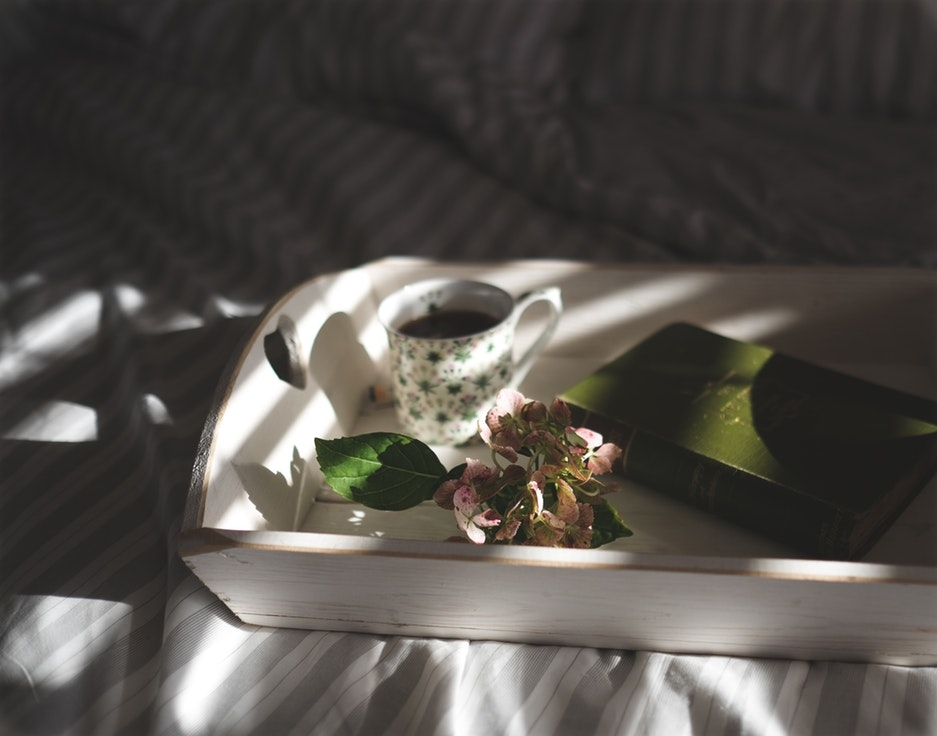 Chapter4:朝から優雅になれた?