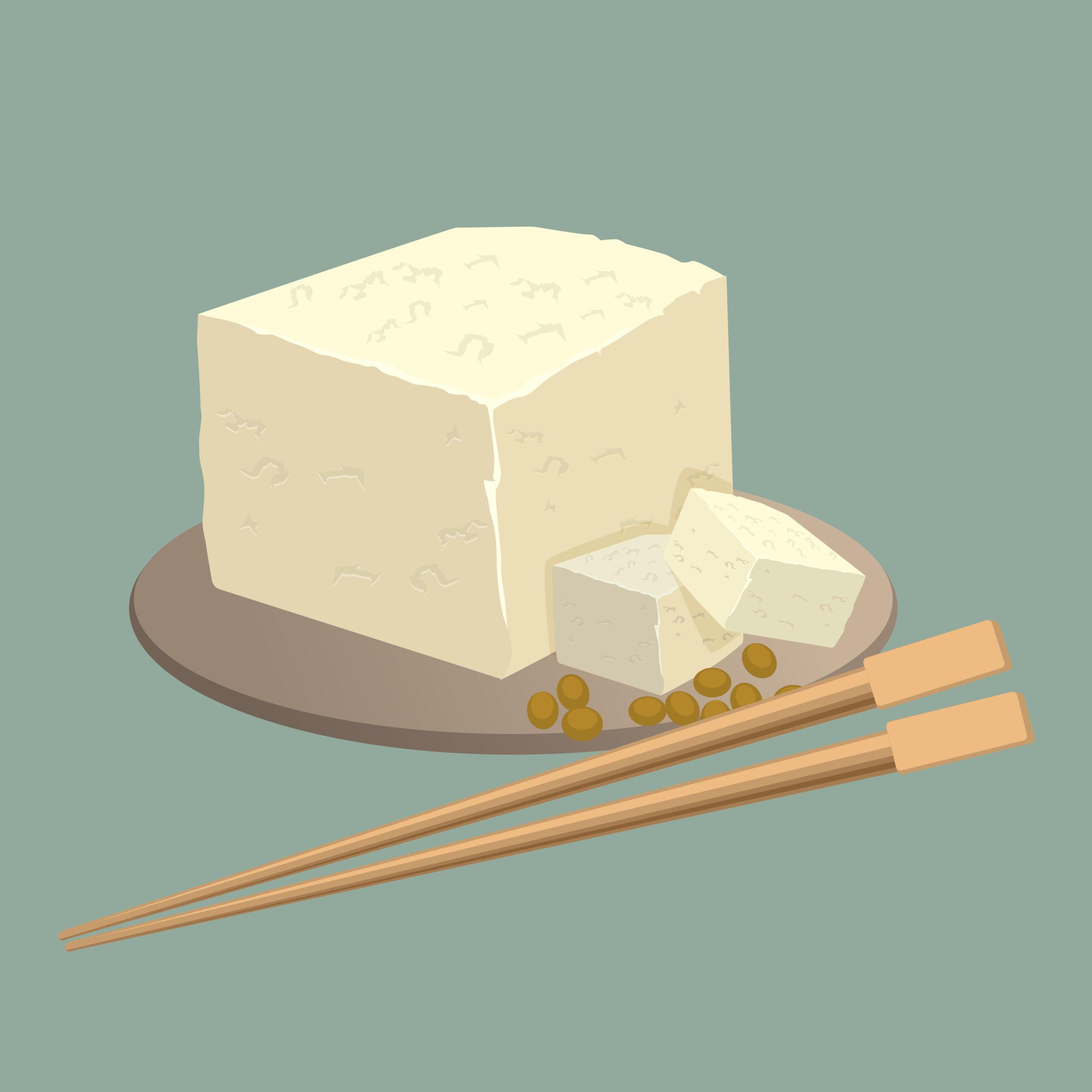 :豆腐で甘さ控えめパンケーキ