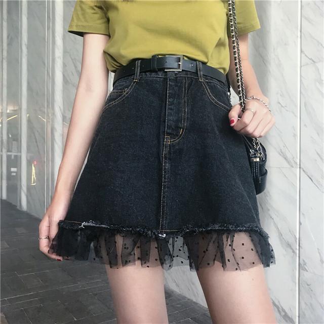 スカートが好きなんだけど…