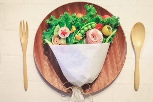 3、栄養バランスのとれた食事を意識する
