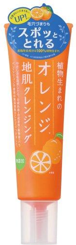 株式会社 石澤研究所:植物生まれのオレンジ地肌クレンジングN