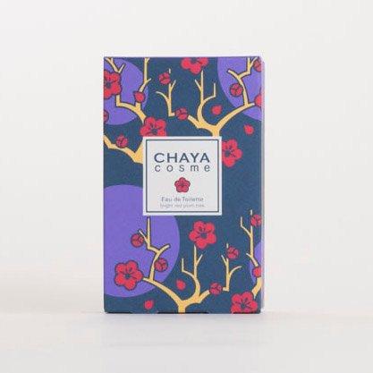 CHAYAcosmeオードトワレ 紅い梅の香り