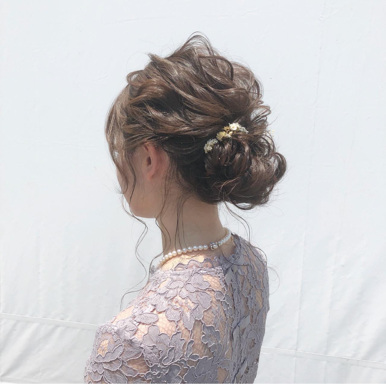 パーティにぴったりのセルフヘアアレンジ20選♡動画や画像でわかりやすくご紹介