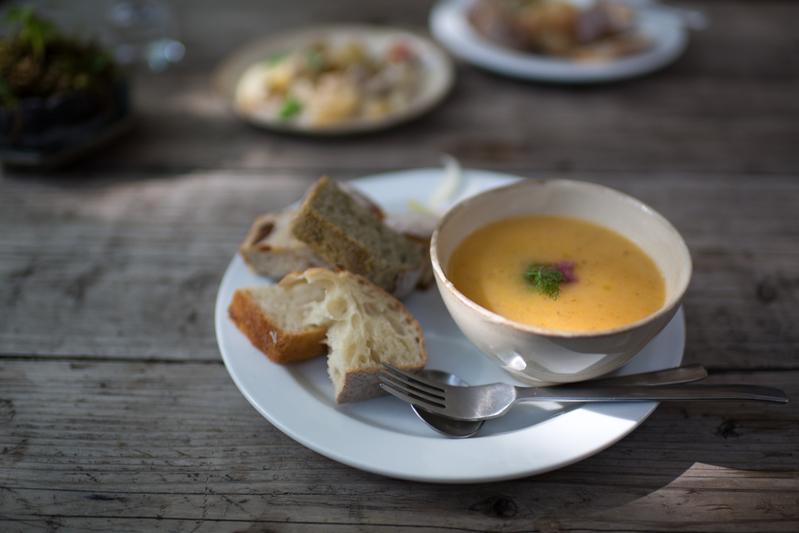 毎日飲みたいって思うほどのスープマニアなんです。1週間、違った味を楽しむレシピ
