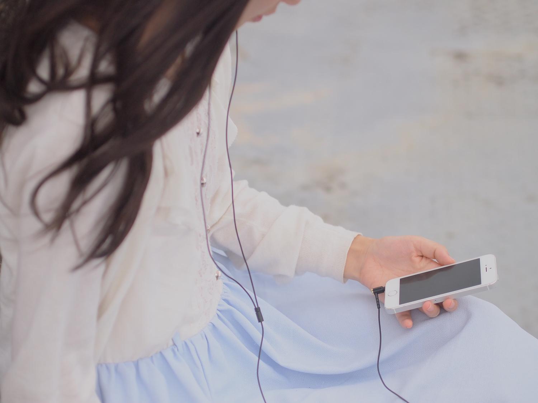 スマホで録音して、客観的に聴ける