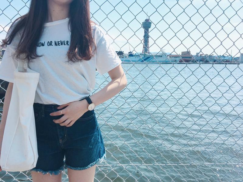 白Tシャツの可能性は無限大