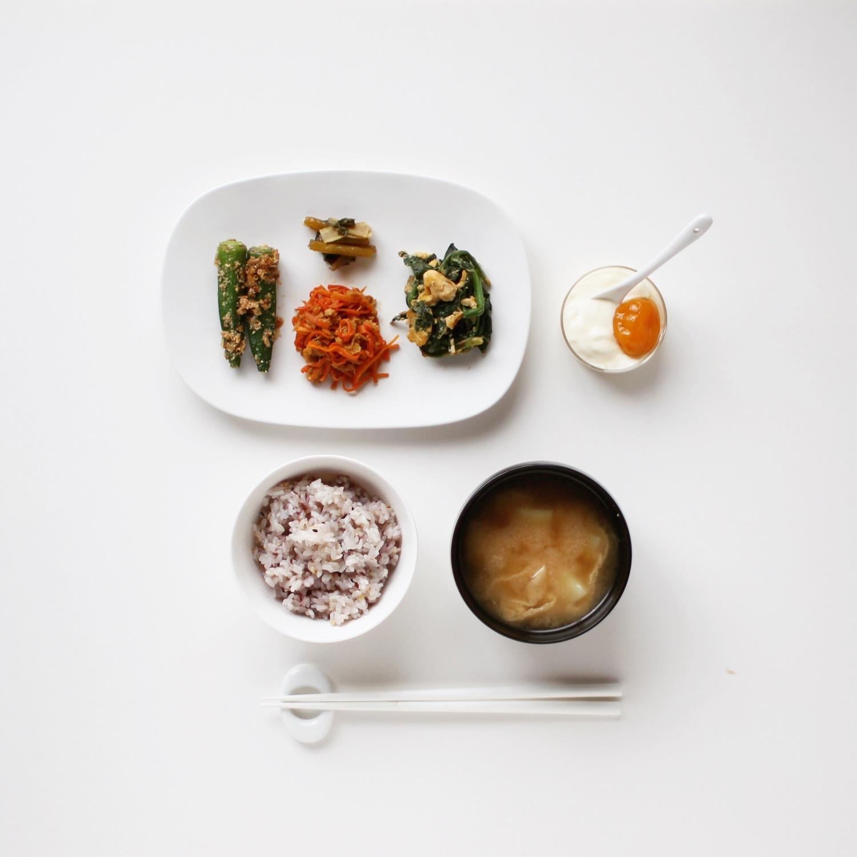 胃腸にやさしい食事