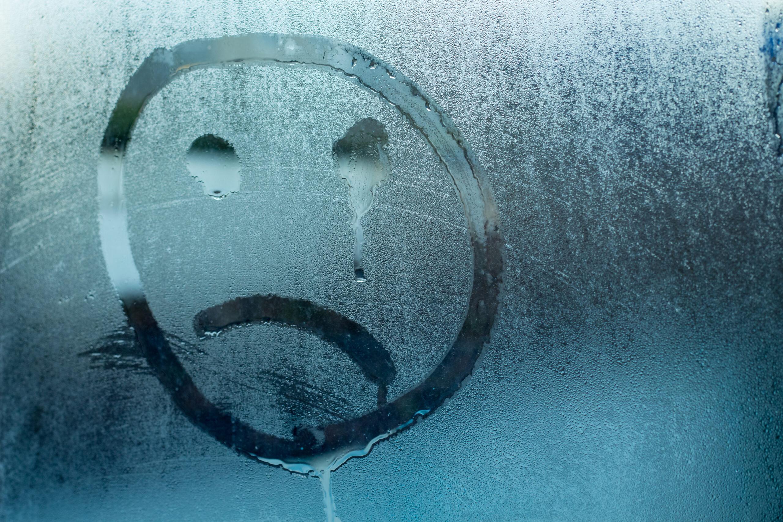 しとしと降る雨に思う、ああ憂鬱。