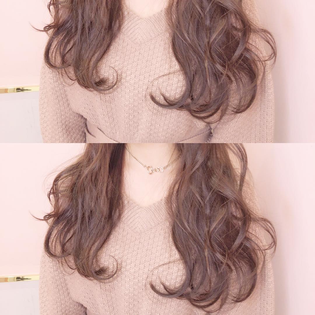 02:髪に香りを