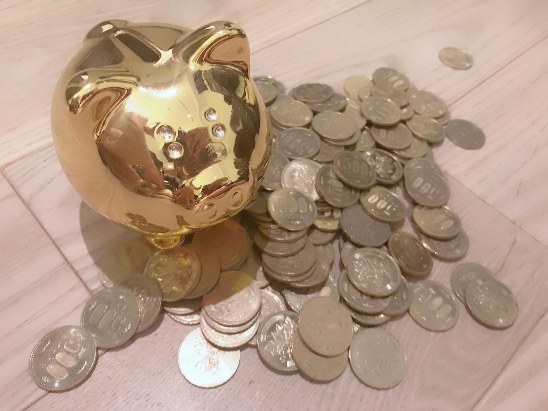 定番!500円玉貯金