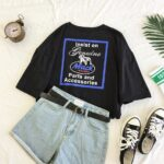 黒Tシャツで自由自在コーデ。オールシーズン着回して毎日違う雰囲気の私に