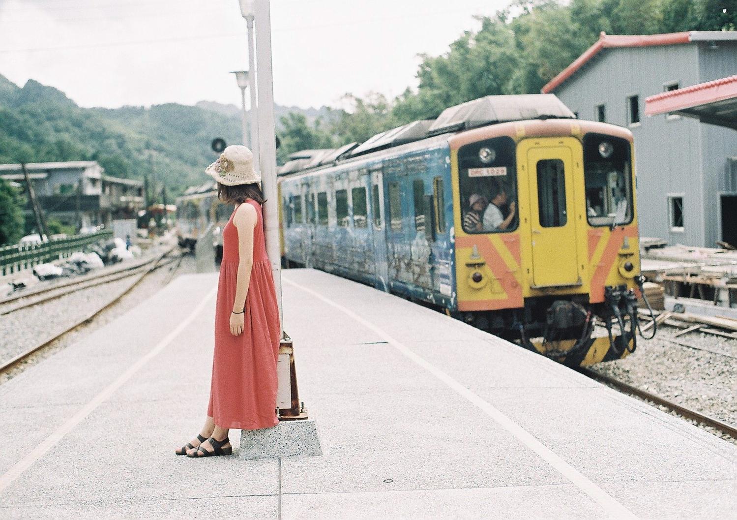 :駅に着いたら