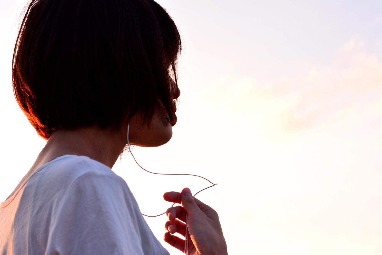 音楽を聴きながら散歩すると楽しい!