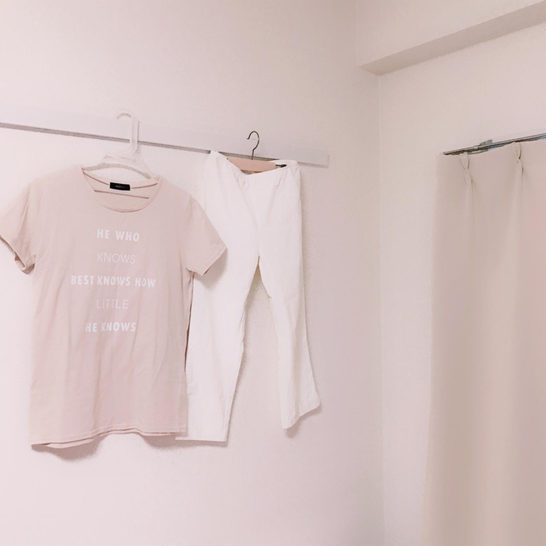 Tシャツの畳み術2