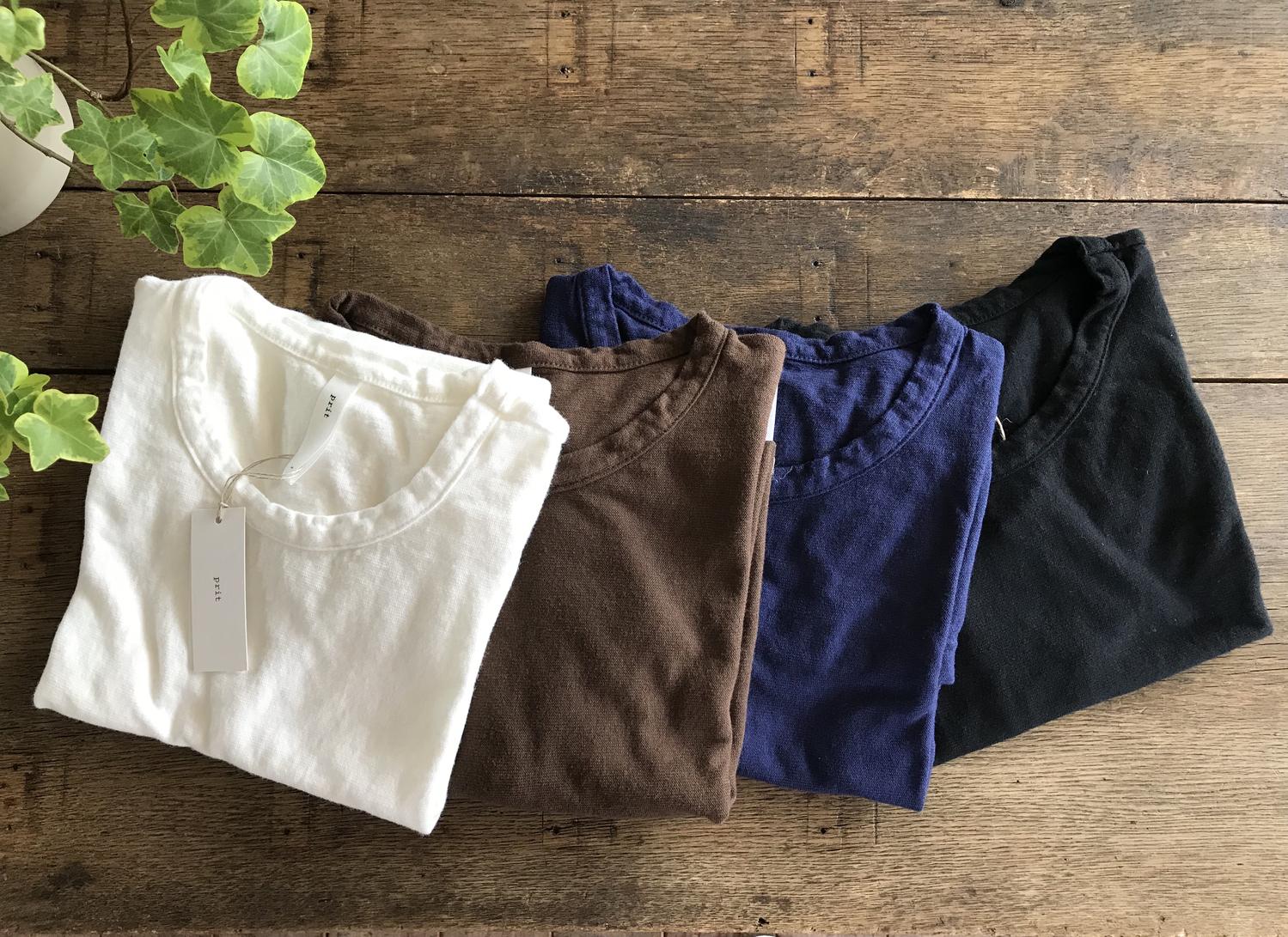 Tシャツの畳み術1