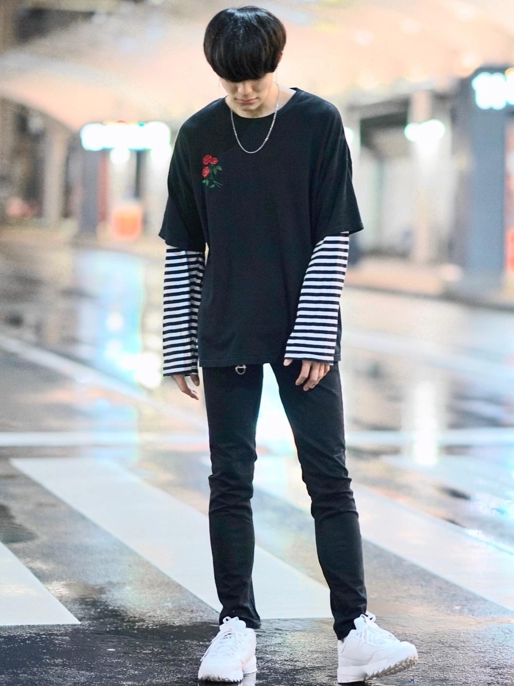 韓国スタイルの彼