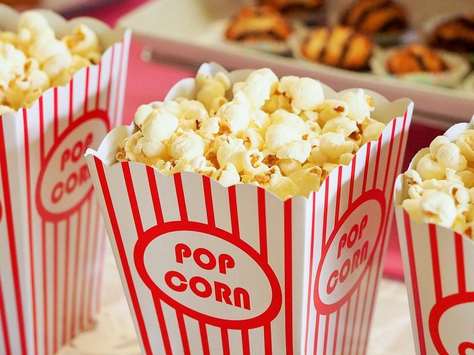 対策3:気分転換に映画を観に行く