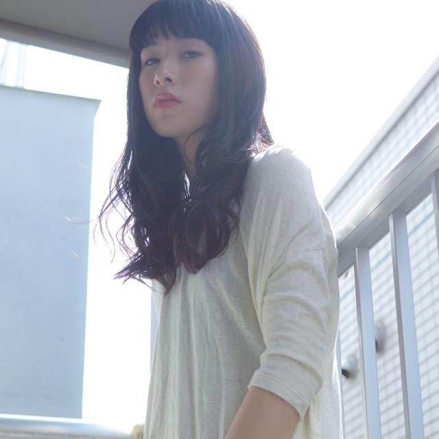 美少女風ストレートバングをマスター♡