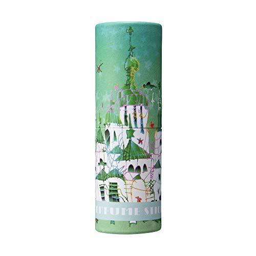 パフュームスティック サンクス グリーンアップル&ムスクの香り 世界遺産デザイン 5g