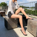 スラッとした脚は「太もも」が肝心。ショートパンツがはきたくなる魅力的なlegs