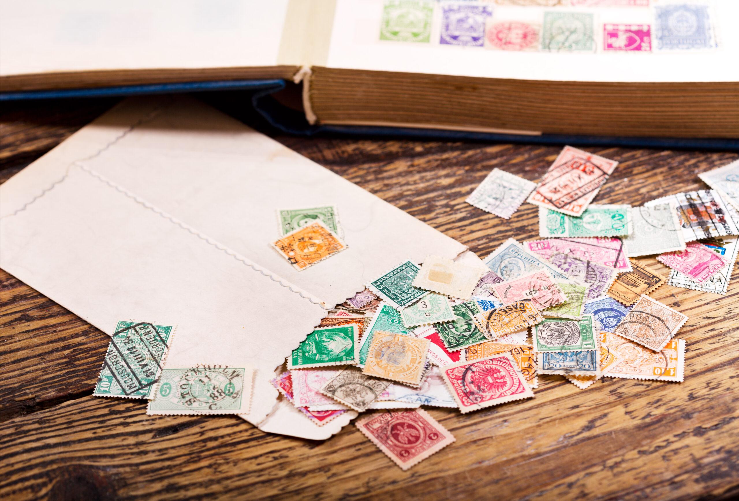 ▷切手の値段はあっているか