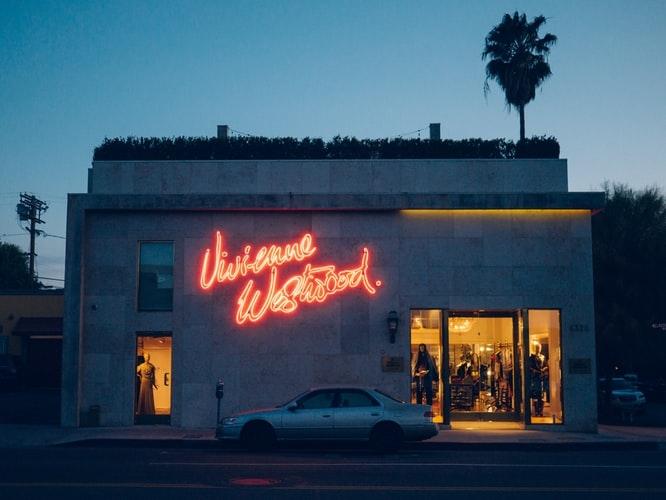 Vivienne Westwoodが叶えてくれる