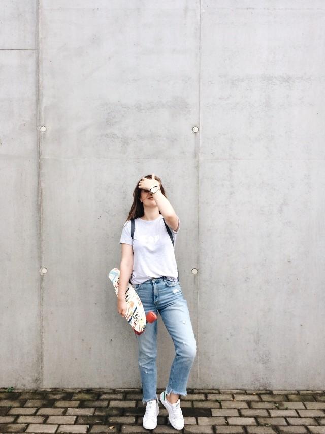 STEP 2:ファッションは動きやすさを重視