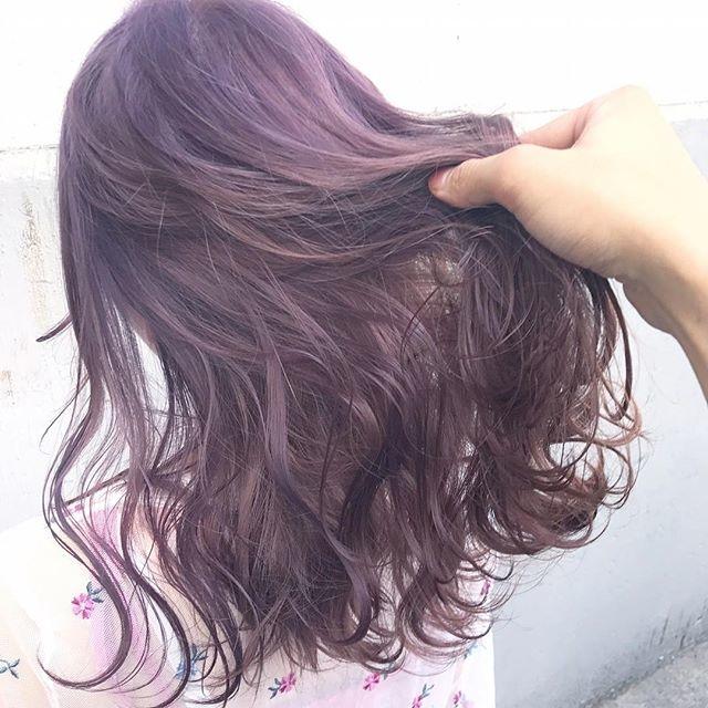次の髪色はこれに決めた♡