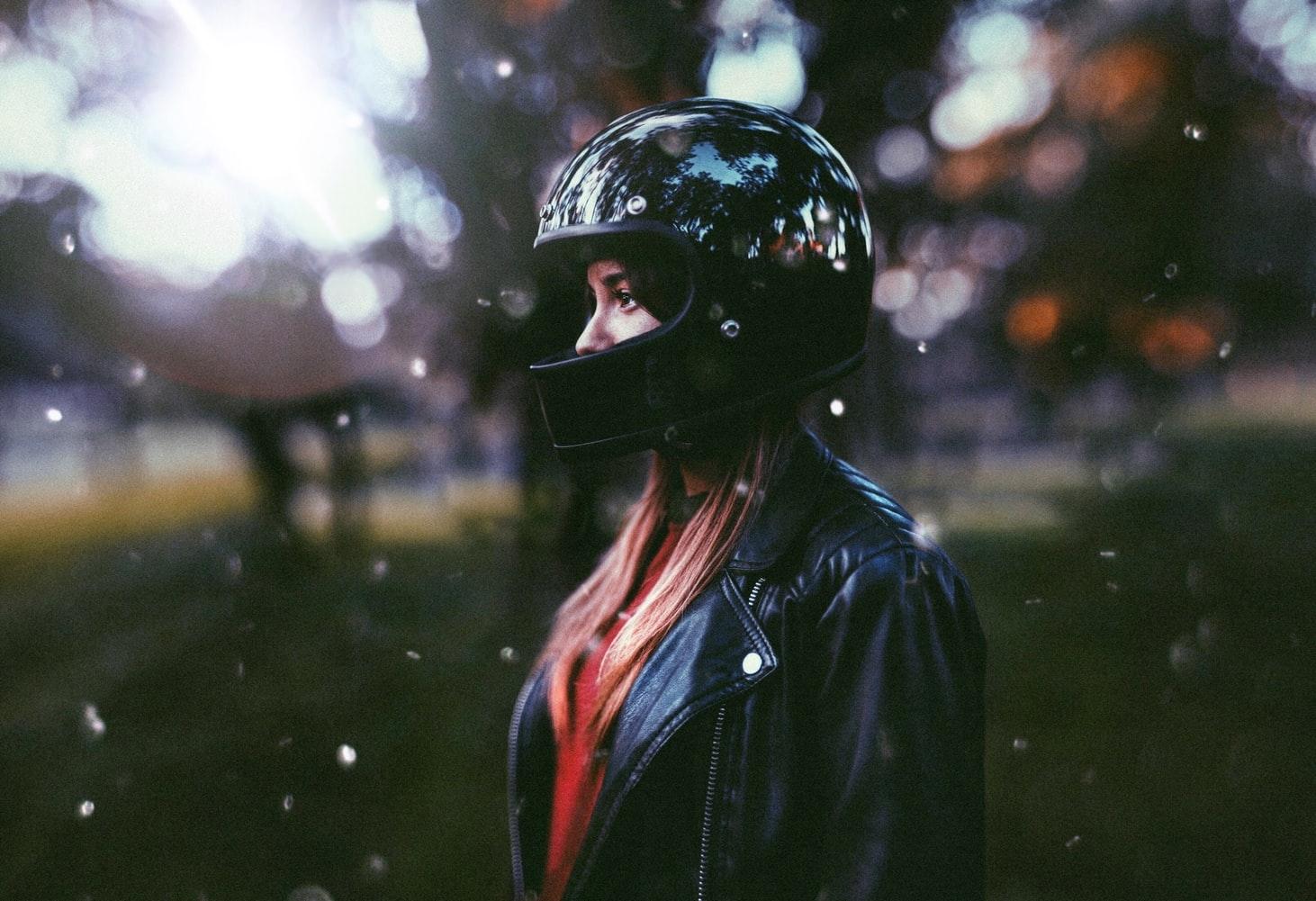 3)安全且つお洒落なバイクファッション