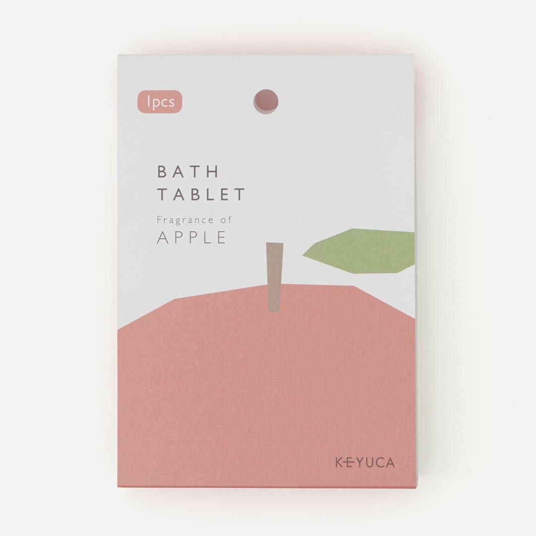 バスタブレット リンゴ