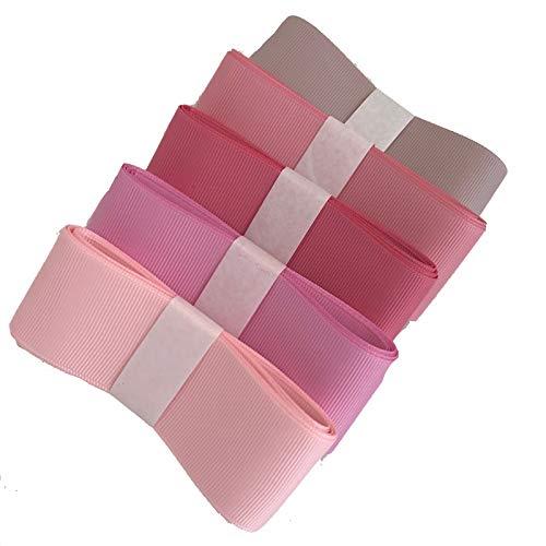グログランリボン 5色 詰合せセット