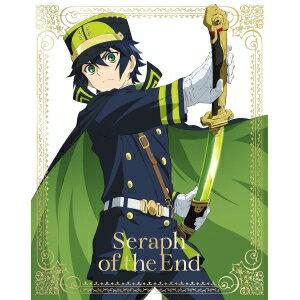 終わりのセラフ 第1巻 DVD